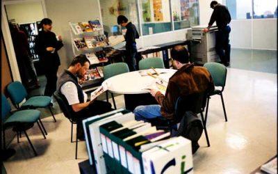 L'emi-cfd au Salon du livre