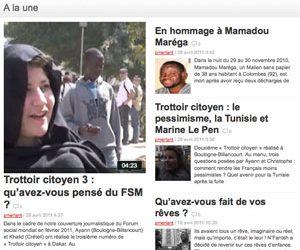 Reporters citoyens