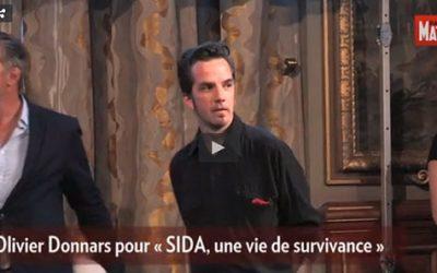 Olivier Donnars récompensé par le prix spécial Paris-Match
