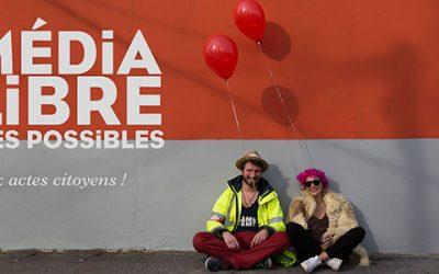 Médialibre des possibles : Aux actes citoyens!