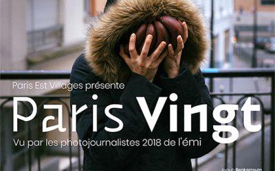 Les photojournalistes 2018 de l'émi s'exposent à La Bellevilloise