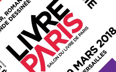 Retrouvez l'émi au Salon Livre Paris 2018