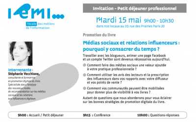 Réseaux sociaux et influenceurs, pourquoi la promotion du livre passe par le web 2.0 ?