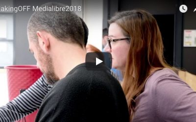 Making Off du Médialibre 2018