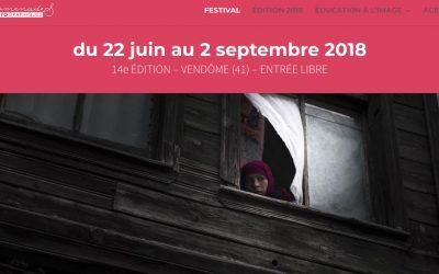 L'émi aux promenades photographiques de Vendôme 2018