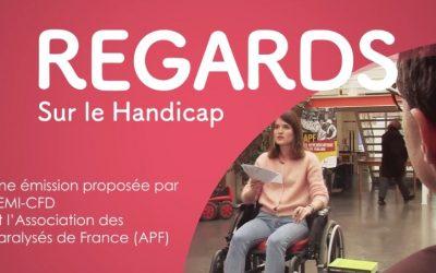 Regards sur le handicap avec l'APF